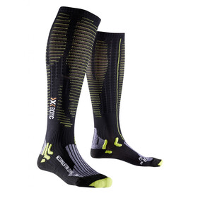 X-Bionic Effektor Competition - Calcetines Running Hombre - negro
